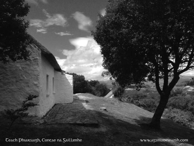Teach Phiarsaigh, Conamara, Contae na Gaillaimhe.