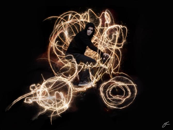Night Rider with sig